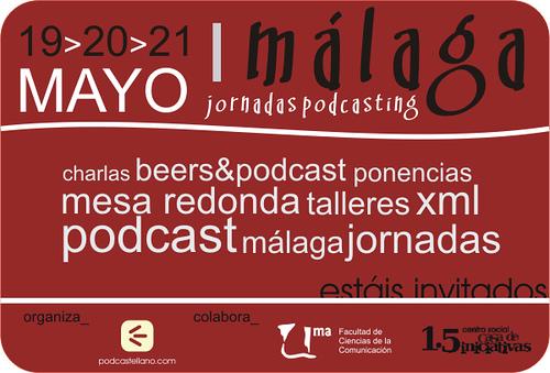 banner jornadas podcasting
